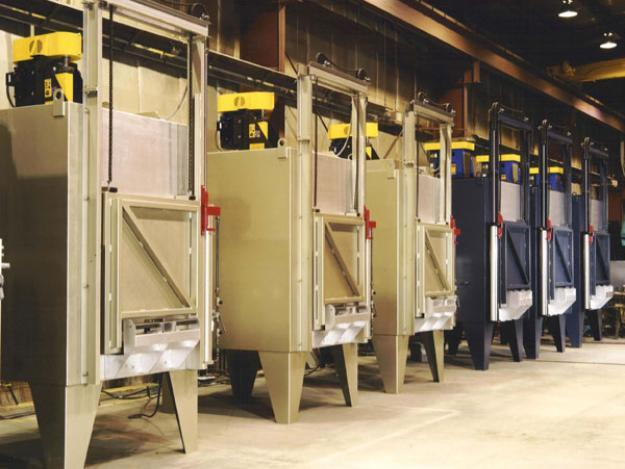 Heat-Treat Ovens/Draw & Temper Furnaces 2