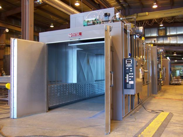 Electric Composite Curing Oven