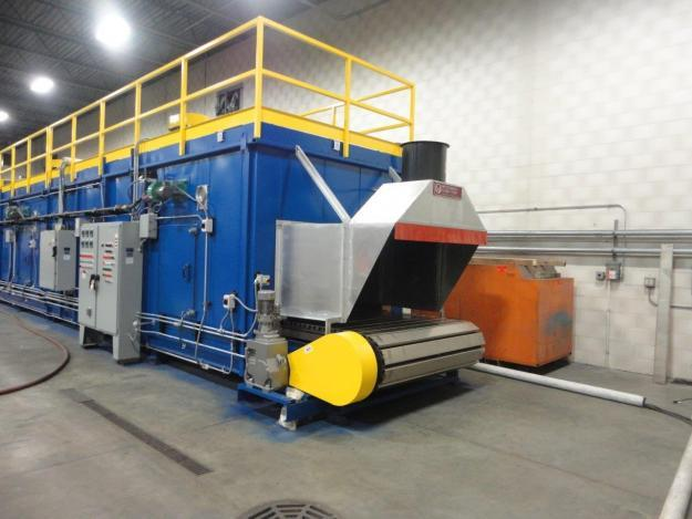 Custom Conveyor Ovens & Furnaces