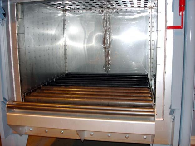 Heat-Treat Ovens/Draw & Temper Furnaces