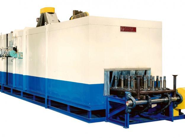 Pusher Furnaces & Indexing Conveyor Ovens