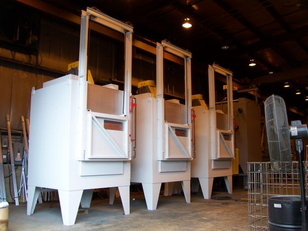 Heat-Treat Ovens/Draw & Temper Furnaces 15