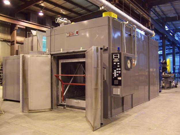 EWN Wet Paint curing Oven