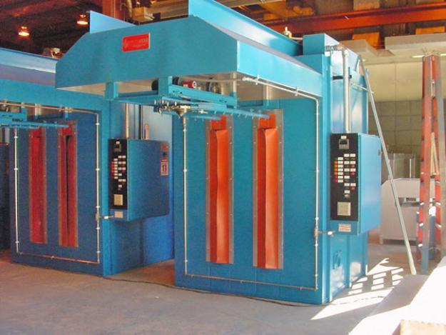 Powder Coating Batch Oven 5