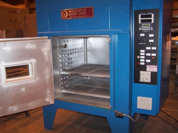Small Batch & Bench Oven 7