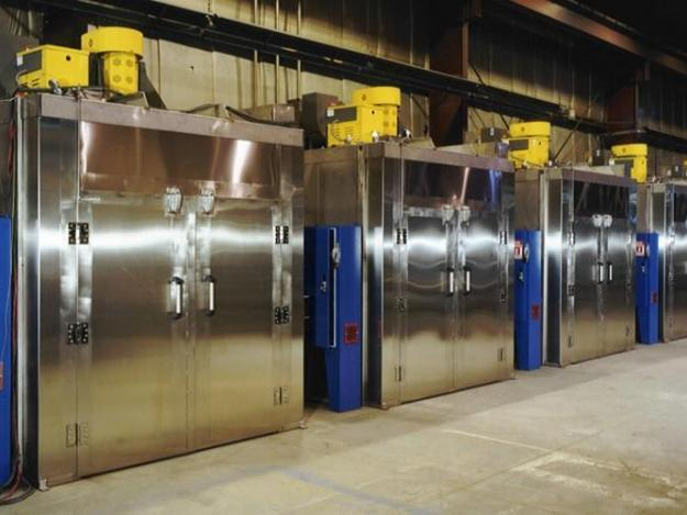 Stainless Steel Batch Oven