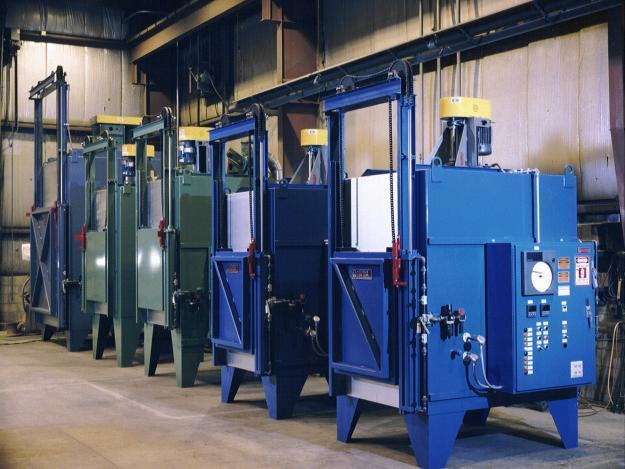 Heat-Treat Ovens/Draw & Temper Furnaces 1