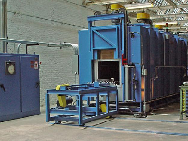 Pusher Furnaces & Indexing Conveyor Ovens 1