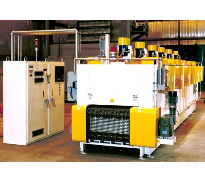 Belt Conveyor Ovens & Furnaces multiple zone