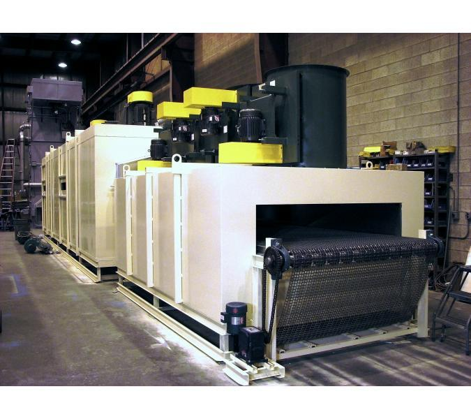 Cooldown blowers