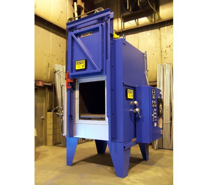Heat-Treat Ovens/Draw & Temper Furnaces 11
