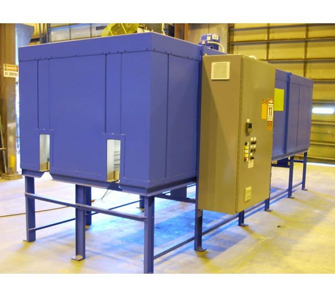 Powder Coating Batch Oven 2