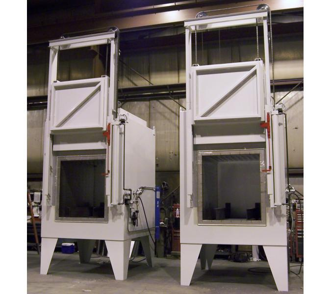 Heat-Treat Ovens/Draw & Temper Furnaces 19