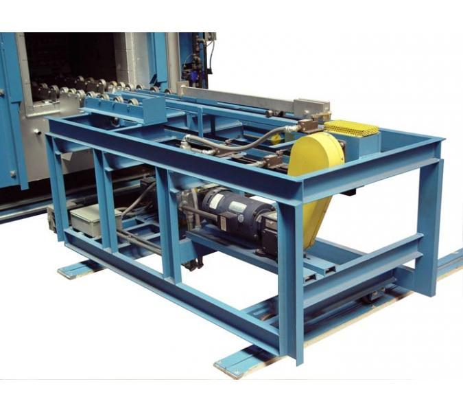 Industrial Oven Traveling Pusher