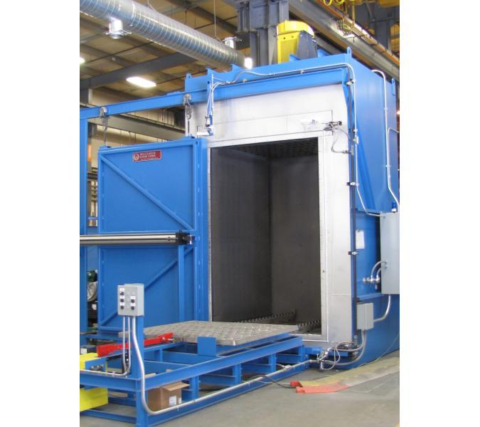 Heat-Treat Ovens/Draw & Temper Furnaces 21