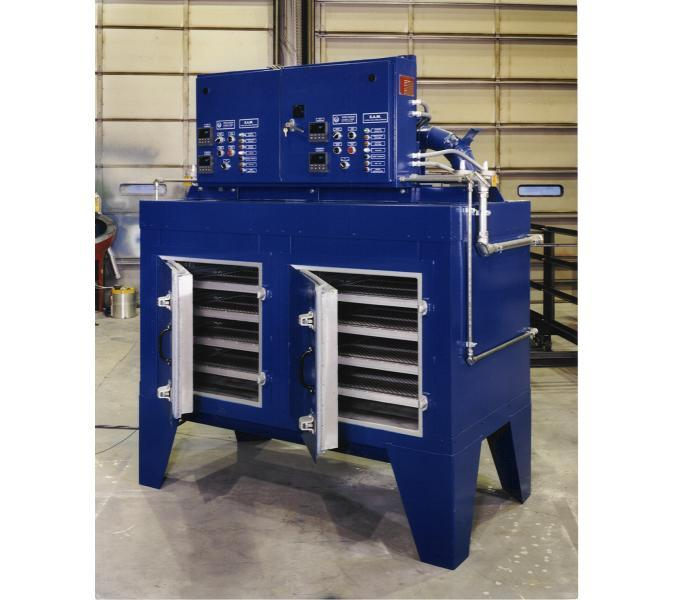 Tempering oven