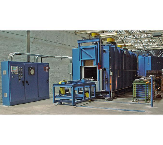 Solution Treat Pusher Furnaces & Indexing Conveyor Ovens