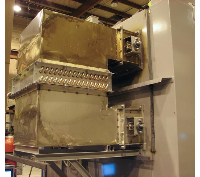 atmosphere batch oven