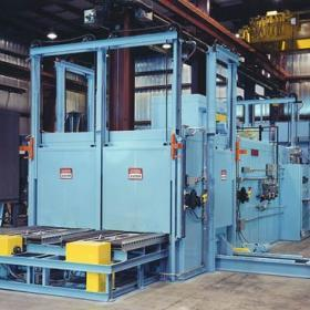 Dog Beam Pusher Furnaces & Indexing Conveyor Ovens