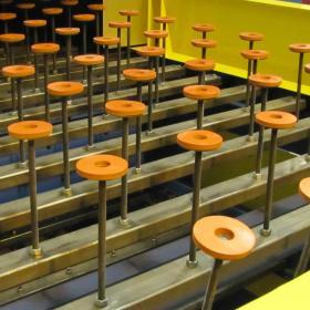 Standard Spindle (Chain on Edge) Conveyor Ovens (SCS Series) 4