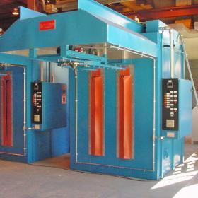 Powder Coating Batch Oven SCT