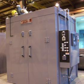 Powder Coating Batch Oven EWN