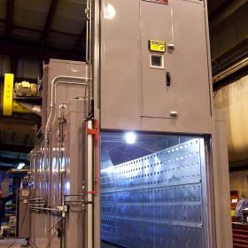 Wisconsin Oven SWH Aluminum Age Oven