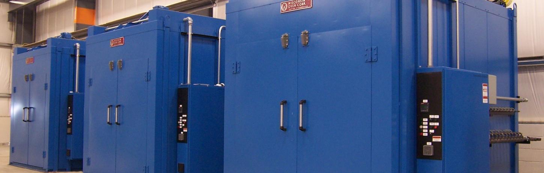 Industrial Oven Manufacturer | Wisconsin Oven
