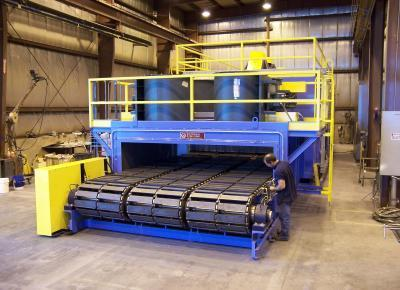 Chain Conveyor Oven