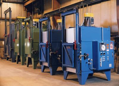 Heat Treat Ovens/Draw