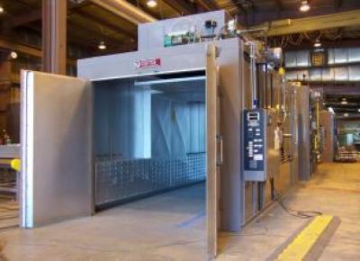 Industrial Batch Ovens Wisconsin Oven