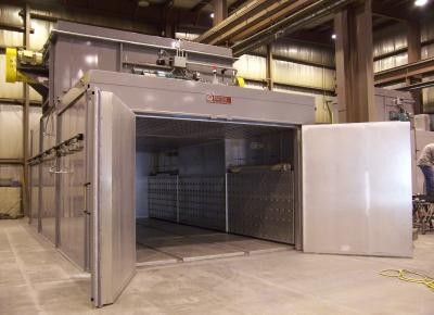 Wisconsin Oven Composite Curing Oven