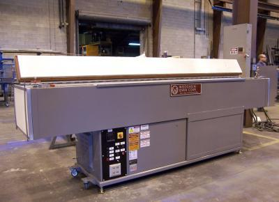 Foundry Oven | Industrial Oven Manufacturer | Wisconsin Oven