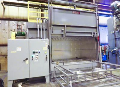 Electrically Heated Batch Core Forming Oven